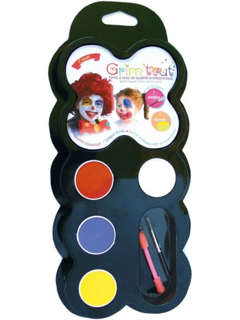 Kit maquillage le Clown