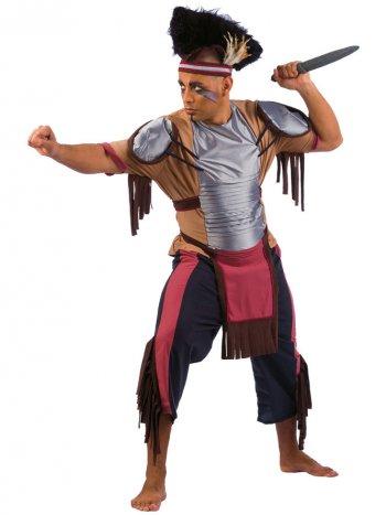 Déguisement d Indien Iroquois