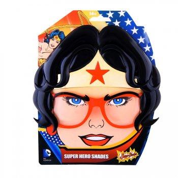 Lunettes de Déguisement Wonder Woman Adulte