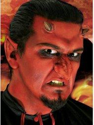 Maquillage latex Nez de Diable