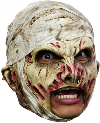Masque intégral de Zombie d Hôpital