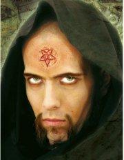 Set maquillage Brulure pentagramme