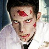 Set maquillage Plaies sanglantes - Zombie