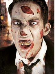 Maquillage latex Nez Zombie