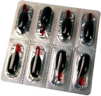 8 Capsules de Sang