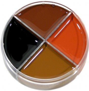 Crème maquillage 4 couleurs Démon
