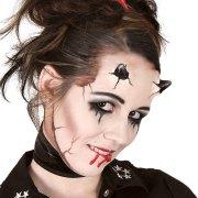 Maquillage latex Cornes de l'Enfer