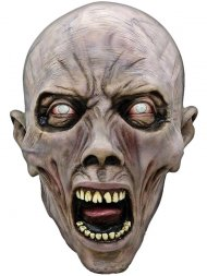 Masque intégral de Zombie hurlant - World War Z
