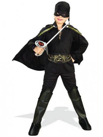 Déguisement de Zorro avec épée
