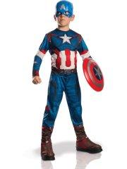 Déguisement classique Captain America Avengers 2