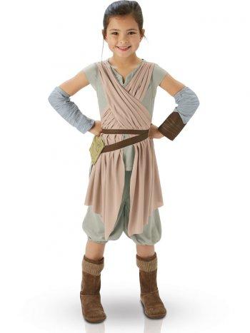 Déguisement de Rey Star Wars VII - Luxe