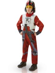 Déguisement de Poe Dameron Star Wars VII - Luxe