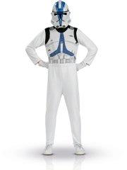 Kit déguisement Clone Trooper 8-10 ans