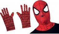 Set Déguisement Spiderman Gants et Masque - Enfant