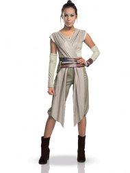 Déguisement de Rey Star Wars VII - Femme - Luxe
