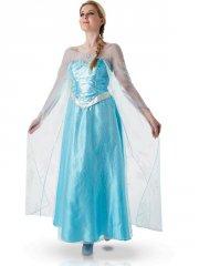 Déguisement Elsa la Reine des Neiges - adulte
