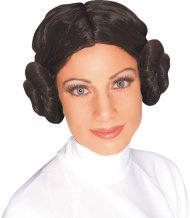 Perruque Princesse Leia - Star Wars