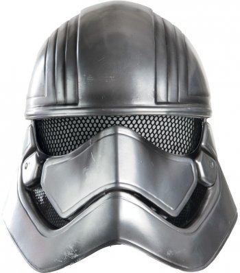 Masque Capitaine Phasma Star Wars VII - Adulte