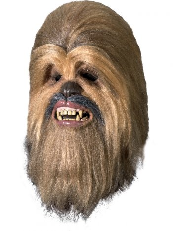 Masque Chewbacca - Edition Collector