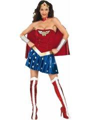 Déguisement de Wonder Woman Taille S