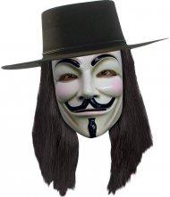 Perruque V pour Vendetta
