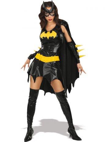 Déguisement de Batgirl Sexy