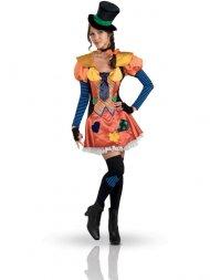 Déguisement Clown Bohème - Taille S