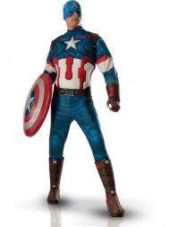 Déguisement Captain América Avengers Luxe