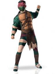 Déguisement Tortue Ninja Raphaël - Luxe
