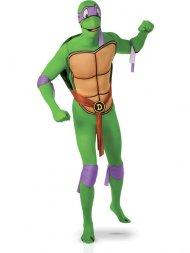 Déguisement Tortue Ninja Donatello Seconde peau