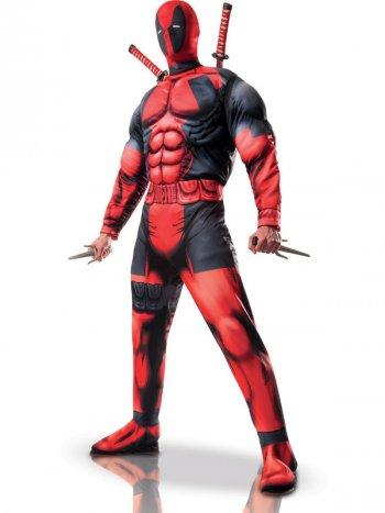 Déguisement Deadpool 3D
