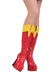 Bottes Supergirl Taille 38-39