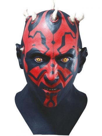 Masque adulte Darth Maul - Star Wars Latex