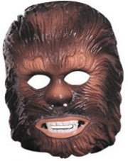 Masque adulte PVC Chewbacca - Star Wars