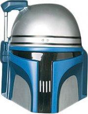 Masque adulte PVC Jango Fett - Star Wars