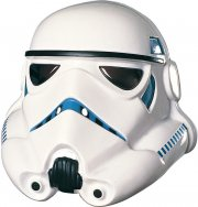 Masque adulte PVC Storm Trooper - Star Wars