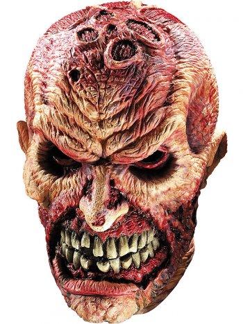 Masque Zombie Grimaçant - Latex