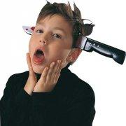 Couteau trans-crâne