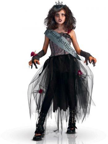 Déguisement Miss Gothic Queen