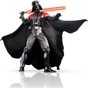 Déguisement Dark Vador - Star Wars Edition Suprême Cosplay- Taille adulte STD