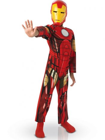Déguisement Iron Man enfant classique