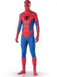 Déguisement Spiderman Seconde peau - adulte