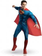 Déguisement Superman Luxe - Taille XXL