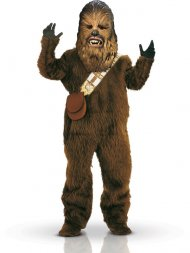 Déguisement Chewbacca Luxe Taille unique