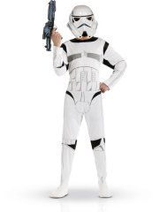 Déguisement adulte Stormtrooper (Star Wars) - Taille STD