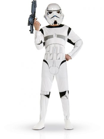 Déguisement adulte Stormtrooper (Star Wars) - Taille STD