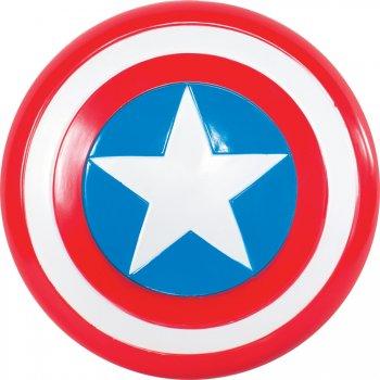 Bouclier Captain America (30 cm)