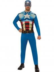 Déguisement Captain America - Eco