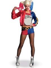 Déguisement Harley Quinn - Suicide Quad