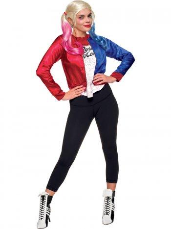 Blouson T-shirt Harley Quinn - Suicide Quad